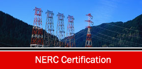 Transmission Wires - NERC Certification
